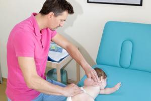 Exercitii terapie Vojta